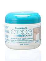 Cleansers, Exfoliators & Moisturizers - Crepe Be Gone firming Neck Cream, 3 oz.