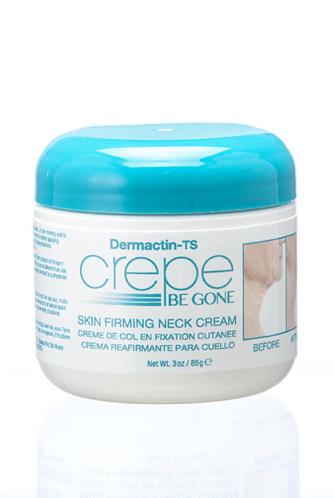 Crepe Be Gone firming Neck Cream, 3 oz.