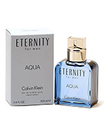 20% Off Designer Fragrances - Calvin Klein Eternity Aqua for Men EDT, 3.4 oz.