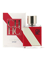 20% Off Designer Fragrances - Carolina Herrera CH Sport for Men EDT, 1.7 oz.