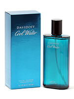 20% Off Designer Fragrances - Davidoff Cool Water for Men EDT, 4.2 oz.