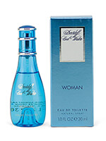 20% Off Designer Fragrances - Davidoff Cool Water for Women EDT, 1 oz.