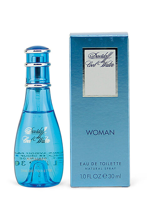 Davidoff Cool Water for Women EDT, 1 oz.