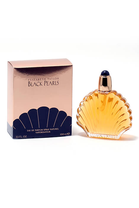 Elizabeth Taylor Black Pearls for Women EDP, 3.3 oz.