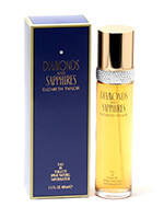 Fragrances - Elizabeth Taylor Diamonds & Sapphires for Women EDT, 3.3 oz.