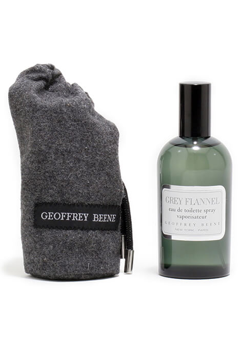 Geoffrey Beene Grey Flannel for Men EDT, 4 oz.