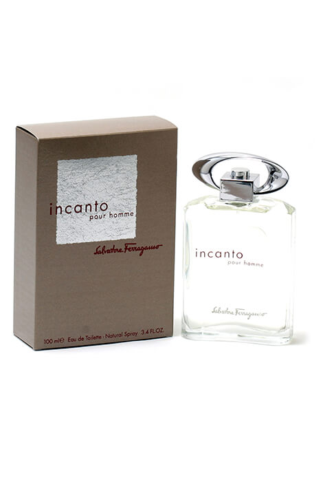 Salvatore Ferragamo Incanto for Men EDT, 3.4 oz.
