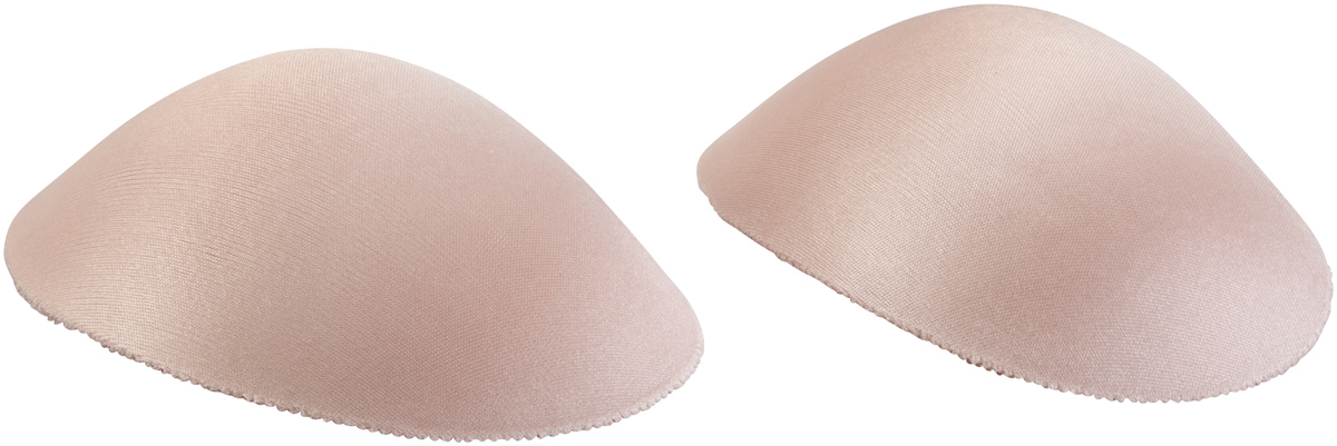 Stick 'Em Fashion Shoulder Pads Stick 'em fashion shoulder pads broaden shoulders to balance your figure! Reusable fashion shoulder pads' silicone adhesive gently sticks to your shoulders under dresses and tops. Polyester. Hand wash. Nude. One pair.